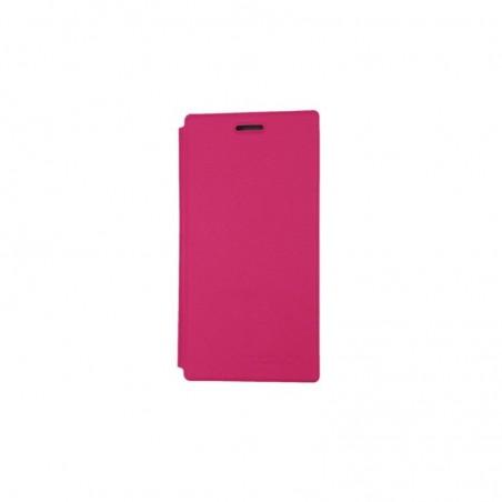 Funda Cubot GT95 Piel Tapa Vertical Rosa